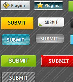 Design Web Menu Button Creative Flash Buttons Templates