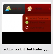 Actionscript Buttonbar Example