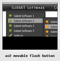 As2 Movable Flash Button