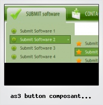 As3 Button Composant Style Backgroud Color