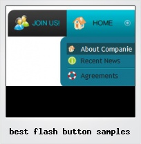 Best Flash Button Samples