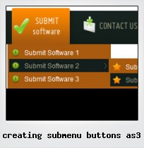 Creating Submenu Buttons As3