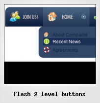 Flash 2 Level Buttons