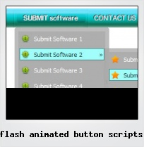 Flash Animated Button Scripts