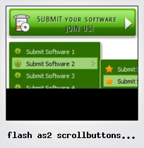 Flash As2 Scrollbuttons Komponente