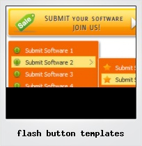 Flash Button Templates