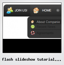 Flash Slideshow Tutorial With Buttons