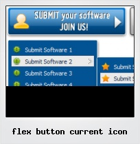 Flex Button Current Icon