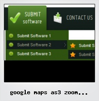 Google Maps As3 Zoom Button Mode