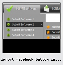 Import Facebook Buttom In Flashfile