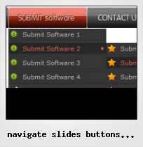 Navigate Slides Buttons Flash Tutorial
