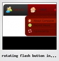 Rotating Flash Button In Flash 8