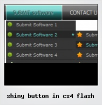 Shiny Button In Cs4 Flash