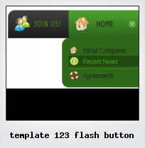 Template 123 Flash Button