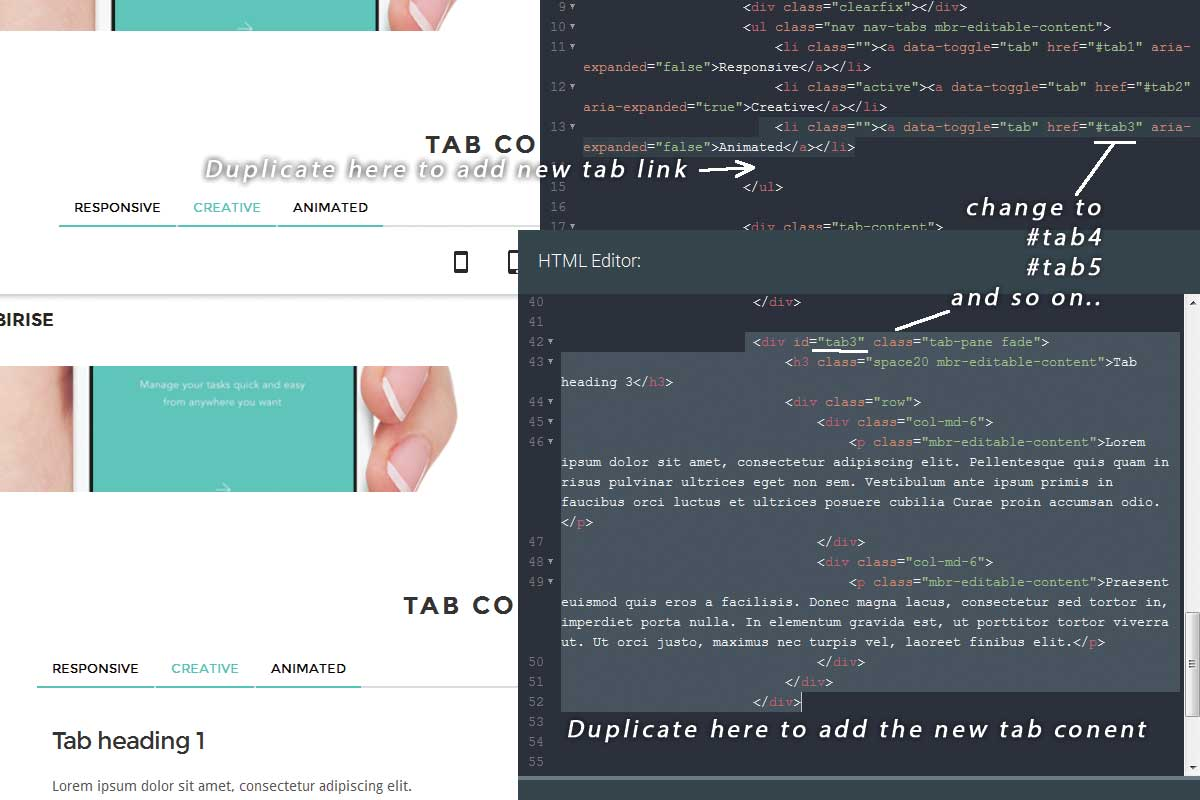Free Bootstrap Color Theme Generator