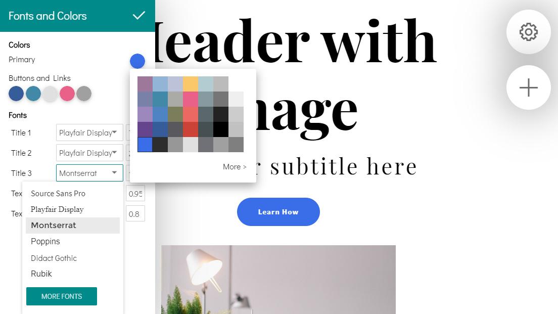 Mobile Website Design Maker